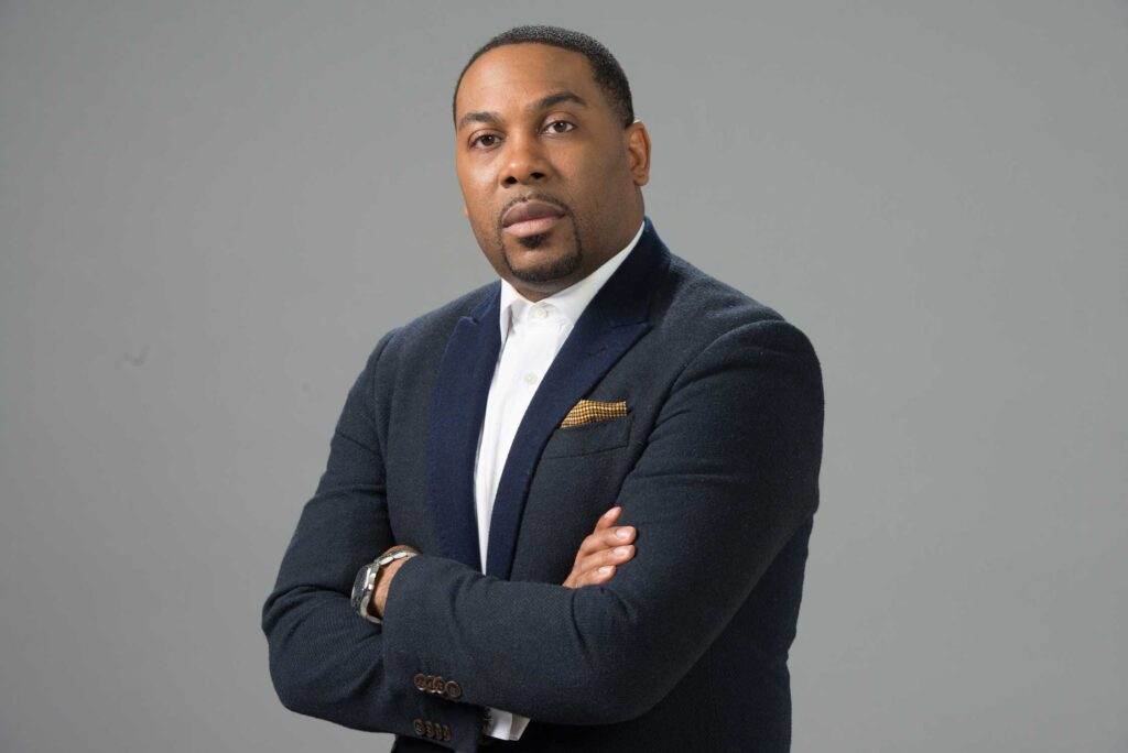 The Rev. Derrick B. Wells
