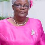 Rev. Hazel Barker